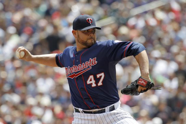 Ricky Nolasco Injury: Updates on Twins Pitcher's Elbow and Return