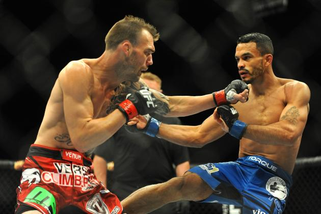UFC 175: What We Learned from Rob Font's Octagon Debut
