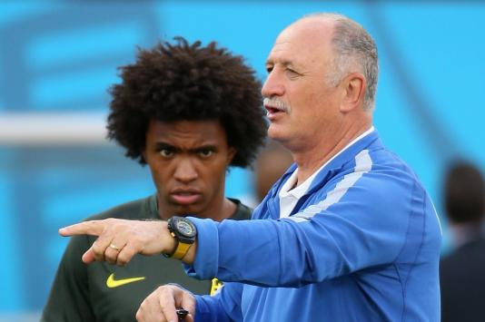 Willian Can Ride To Brazil's Rescue By Replacing Neymar