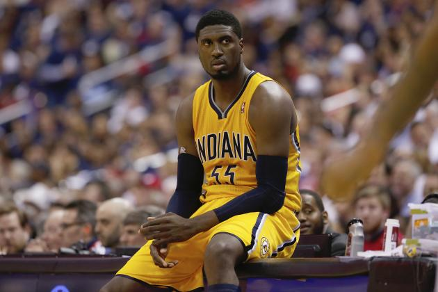 NBA Trade Rumors: Latest Buzz Surrounding Roy Hibbert, Isaiah Thomas and More