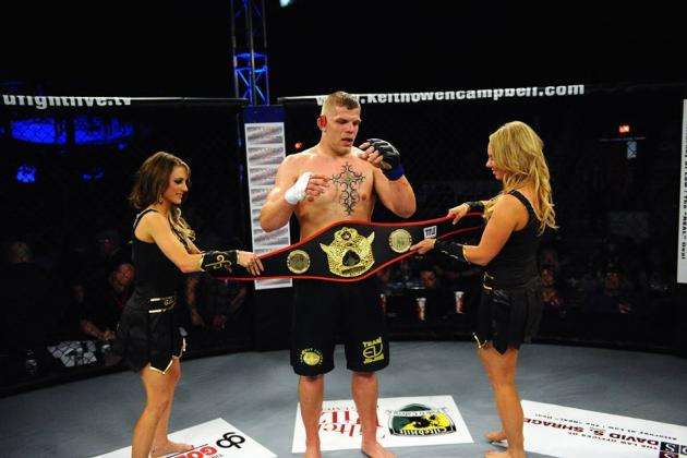 Chris Dempsey: How the UFC Newcomer Paddled a Canoe into the Octagon