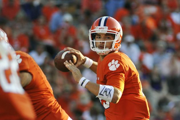 Clemson Tigers 2014 Quarterback Fall Practice Preview: Depth Chart and Analysis