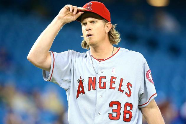 Jered Weaver Injury: Updates on Angels Pitcher's Back and Return