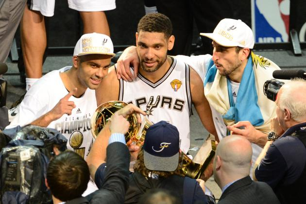 Can San Antonio Spurs Repeat Title Magic Without Notable Offseason Additions?