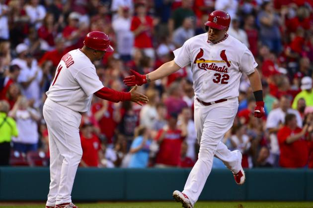 Video: Matt Adams' 1st Career Walk-off HR