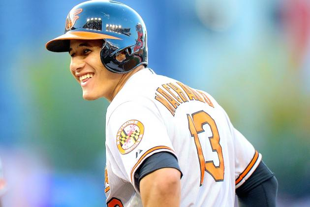 Manny Machado's Return to Stardom Is Very Bad News for AL East