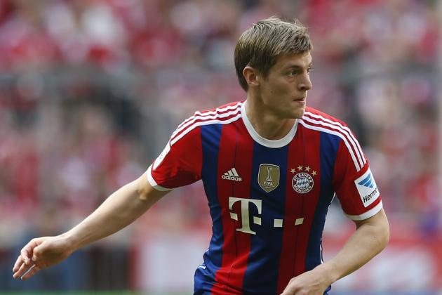 Toni Kroos to Real Madrid: Latest Transfer Details, Reaction and More