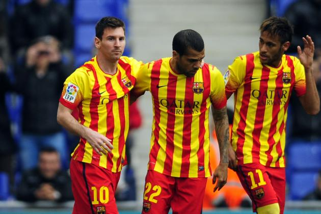 Barcelona Schedule 2014-15: List of Fixtures and Early Analysis