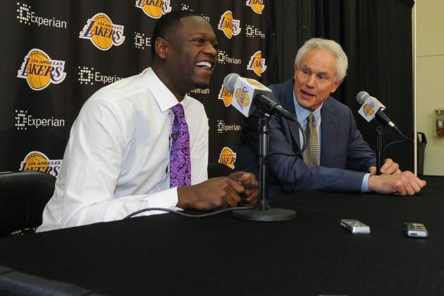 What Kind of Identity Will Julius Randle Give Lakers in the Long Term?