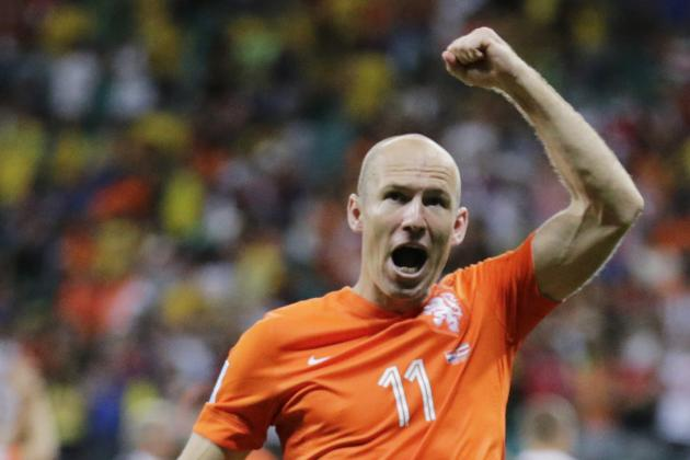 Netherlands vs. Argentina: Date, Time, Live Stream and 2014 World Cup Preview