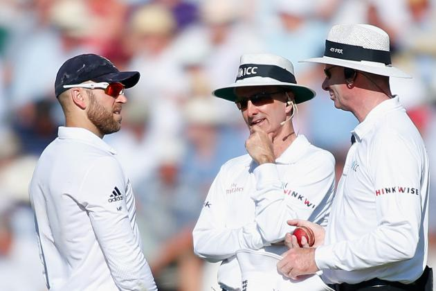 Umpires Strike Back in England-India Series