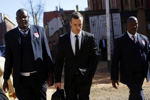 Oscar Pistorius Trial: Live Stream and Latest Updates on Reeva Steenkamp Case