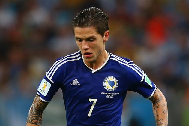 Everton set to miss out on Besic