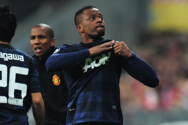 Manchester United Transfer News: Patrice Evra Exit Close, Ricardo Rodriguez Eyed