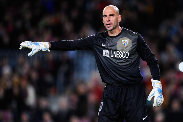 Willy Caballero to Manchester City: Latest Transfer Details, Reaction and More