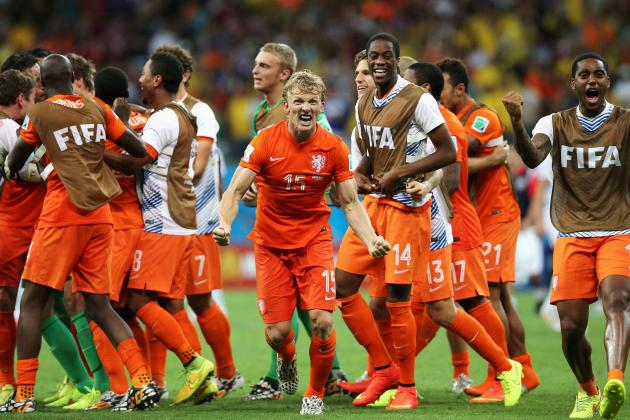 With 2 Matches to Go, Netherlands Close to Ending World Cup Woes