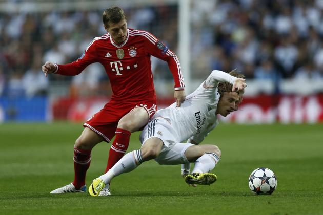 Should Real Madrid Continue to Chase Bayern Munich's Toni Kroos?