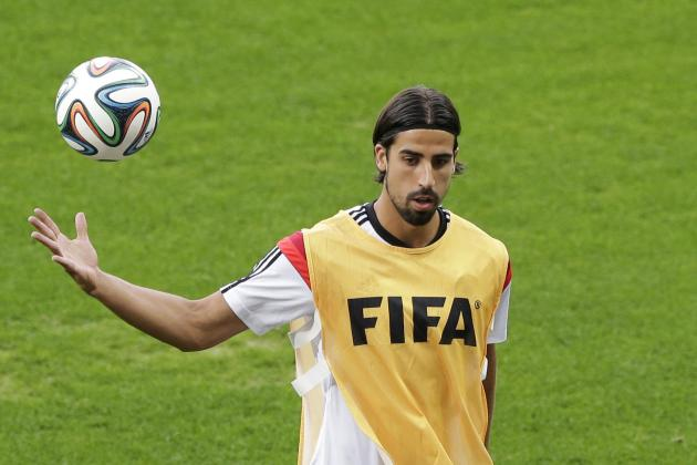 Sami Khedira May Have to Accept Fringe Role If He Is to Stay at Real Madrid