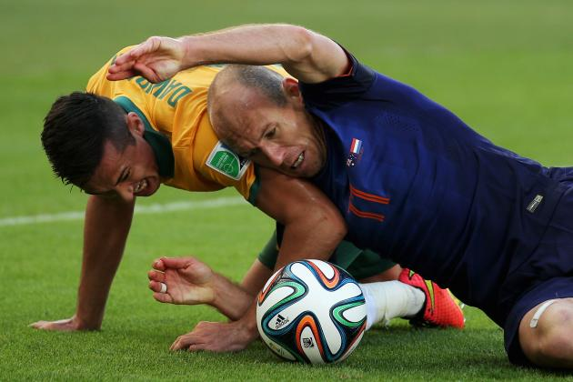 Experienced Names in World Cup Semi-Finals, but Smaller Nations Learning Fast