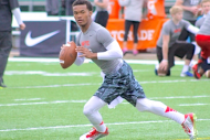Texas A&M Commit Kyler Murray Dazzles at Elite 11…
