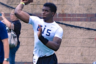 PSU Commit Brandon Wimbush Blows Away Elite 11 Cam…