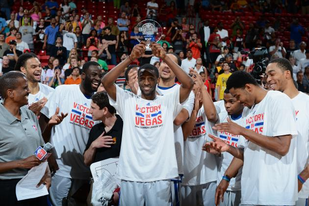 NBA Summer League 2014: Complete Tournament Bracket and TV Schedule