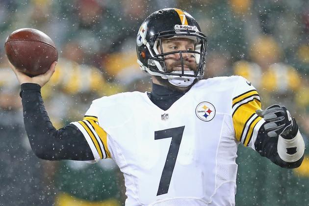 2014 Steelers Season Scenarios: Ben Breaks Own Single Season TD Mark