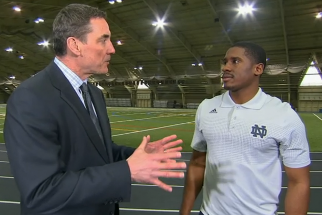 Golson Ready for Leadership Role