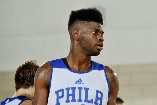 Sixers Proving Rehab Plan Worked with Nerlens Noel, Will Work with Joel Embiid
