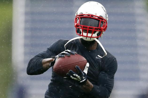 Kyle Arrington Embraces Competition in Patriots Secondary
