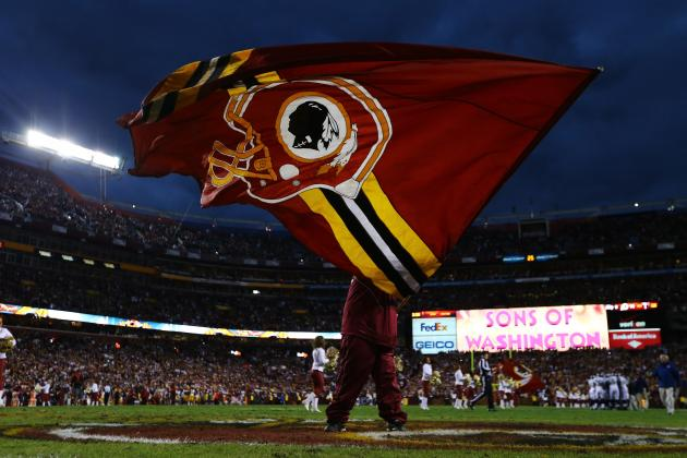 Fugitive Arrested After Giving Newspaper Opinion on Redskins