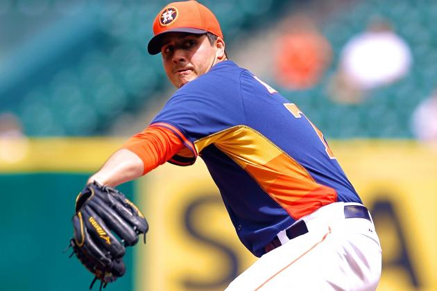 Identifying What's Wrong with 'Can't-Miss' 2013 No. 1 Pick Mark Appel