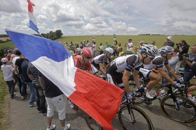 Tour de France 2014: Stage 4 Winner, Results and Updated Leaderboard Standings