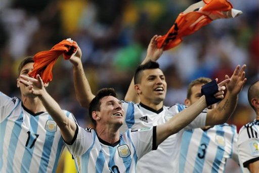 World Cup Predictions 2014: Odds and Projections for Upcoming Semifinal Match