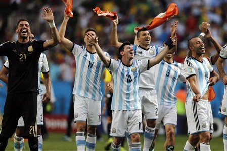 World Cup 2014: Live Stream, Predictions, Preview for Day 28 Fixture in Brazil