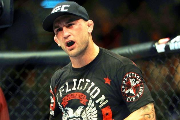 Frankie Edgar Tops TUF 19 Finale Payroll with $260,000 Check
