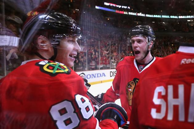 Agent: Kane, Toews Contract Talks Ongoing