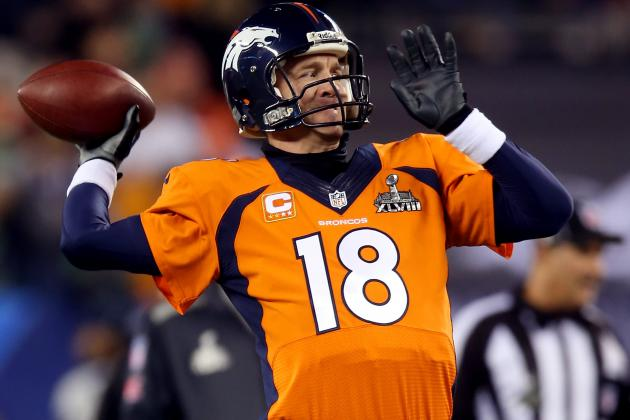 2014 NFL MVP – Opening Odds to Win