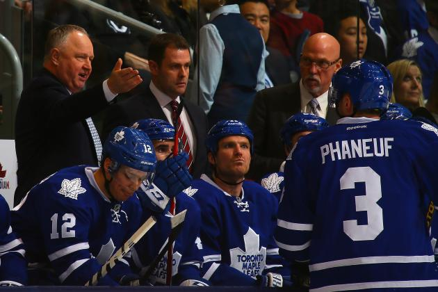 What Maple Leafs Should Look for in Assistant Coaches