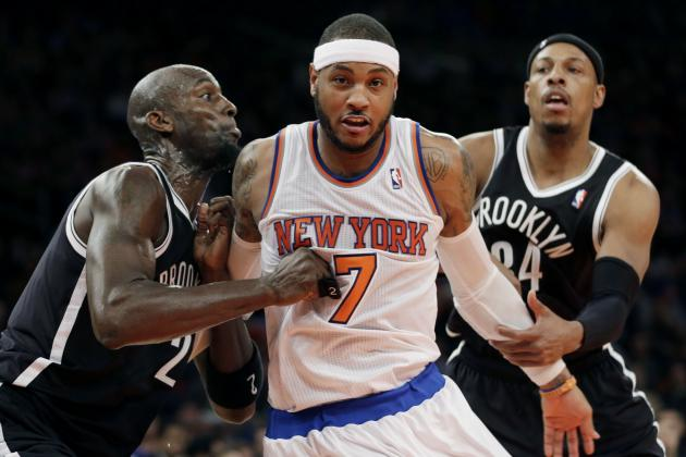 NBA Rumors: Latest on Free Agents Carmelo Anthony, Paul Pierce and More