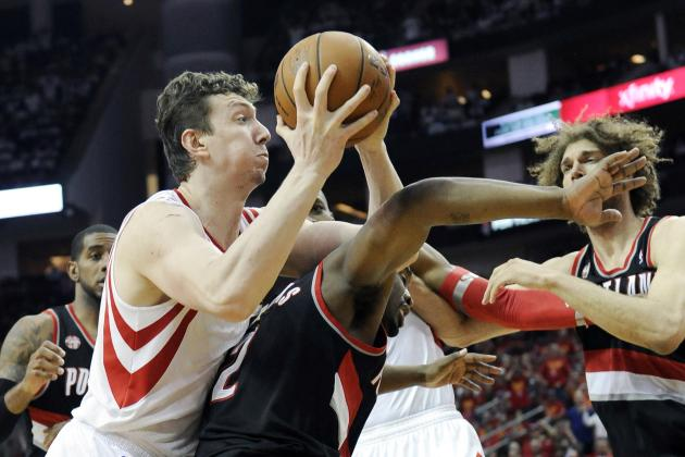 How Will Houston Rockets Fill Omer Asik's Role Next Season?
