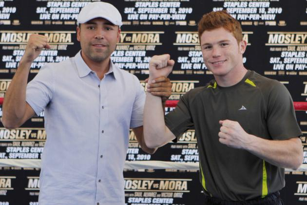 What Canelo Alvarez Means to Golden Boy in the Post-Richard Schaefer Era