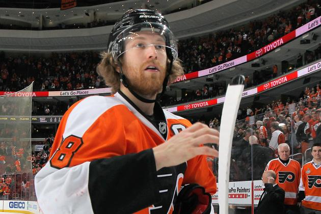Flyers Seem to Have Lost Ground in Metro Division