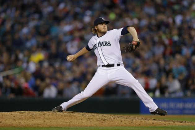 Brandon Maurer Finds Ideal Role in Seattle Mariners Bullpen