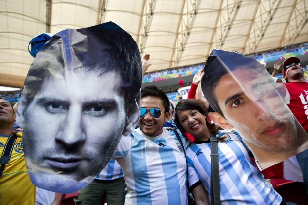 Argentina vs. Netherlands: How the Dutch Can Stop Messi