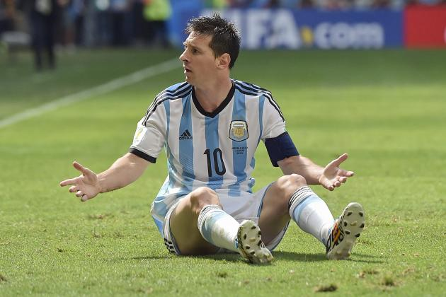 Argentina's Lionel Messi to Pass Diego Maradona on Nation's All-Time Caps List