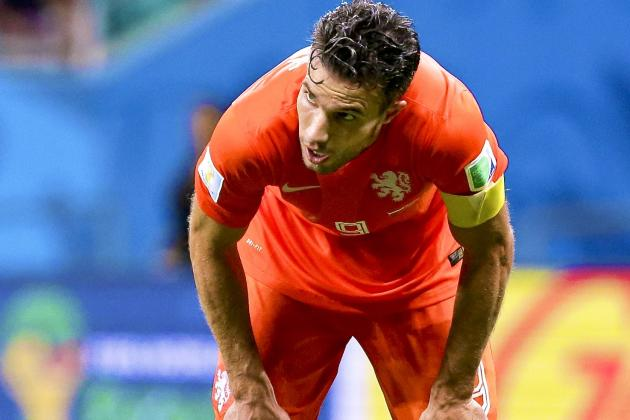 Robin van Persie Illness: Updates on Netherlands Star's Status and Return