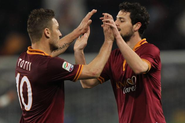 Roma Mixing Youth and Experience Bodes Well for Serie A Title Hopes