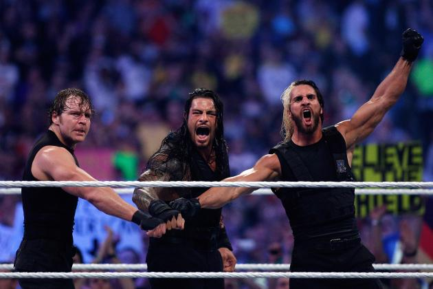 Analyzing the Shield Members' Presentation as Singles Wrestlers