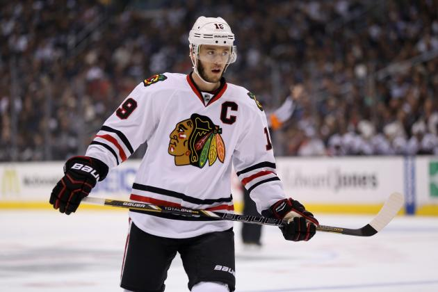 Jonathan Toews, Blackhawks Agree to New Contract: Latest Details and Reaction